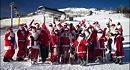 Santa Skis Free Day