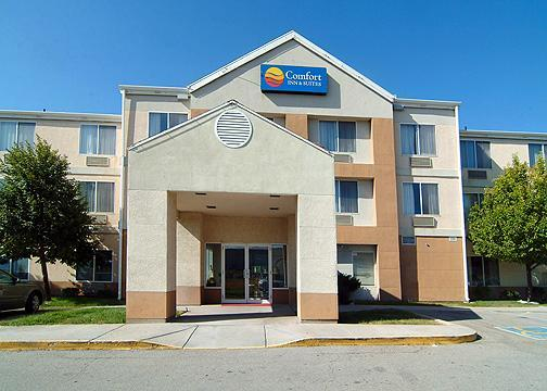 Comfort Inn - North Salt Lake