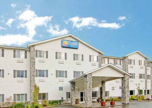 Hotels And Other Lodging In And Near Olympia