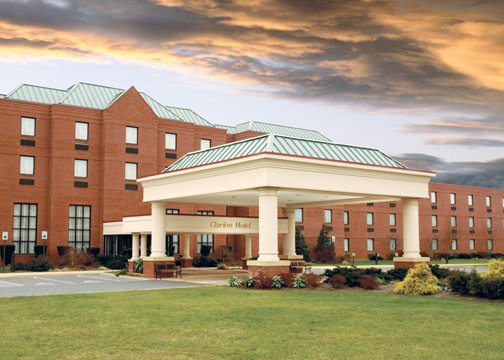 West Virginia State Wide Map Of All Choice Hotel Chains